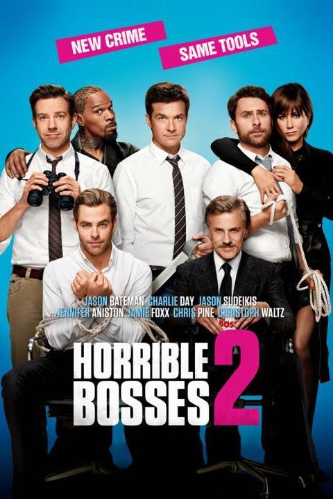 Recensie Horrible Bosses 2 (2014)