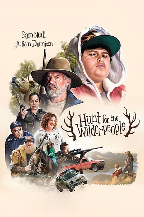 Recensie Hunt for the Wilderpeople (2017)