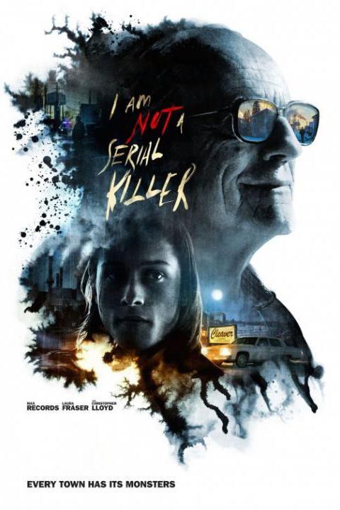 Recensie I Am Not a Serial Killer (2017)