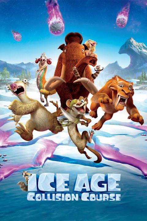 Recensie Ice Age 5: Collision Course (2016)