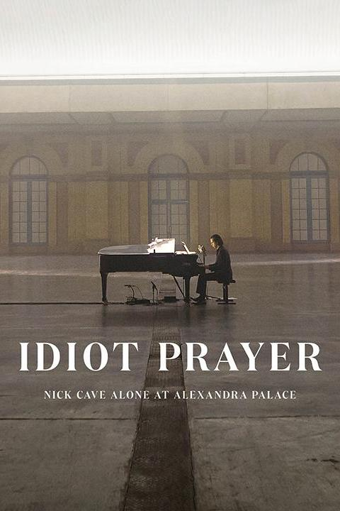 Recensie Idiot Prayer - Nick Cave Alone at Alexandra Palace (2020)
