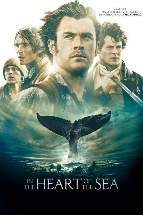 Recensie In the Heart of the Sea (2015)