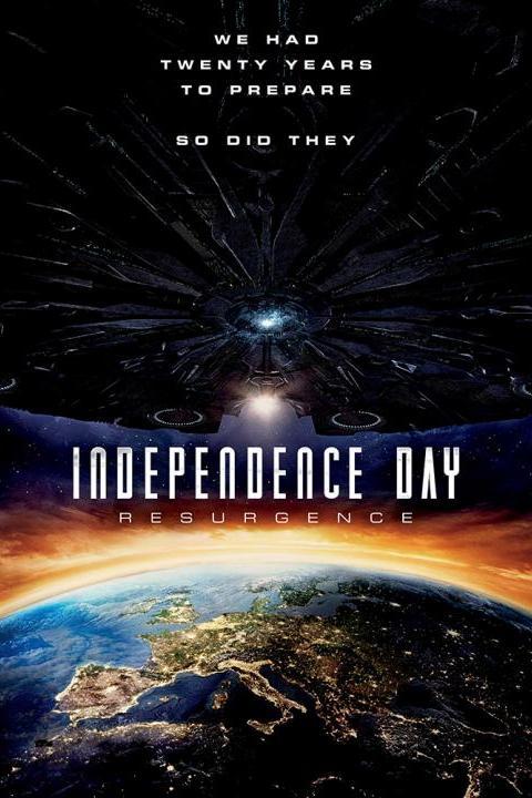Recensie Independence Day: Resurgence (2016)