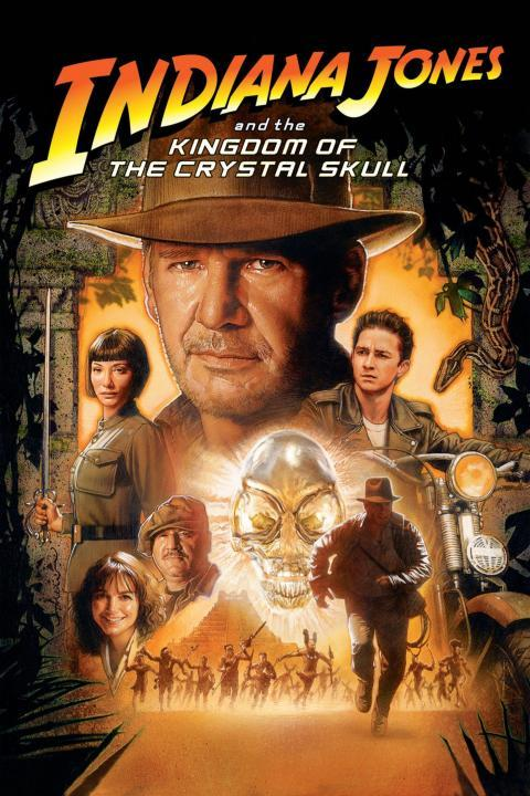 Recensie Indiana Jones and the Kingdom of the Crystal Skull (2008)