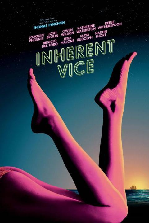 Recensie Inherent Vice (2015)