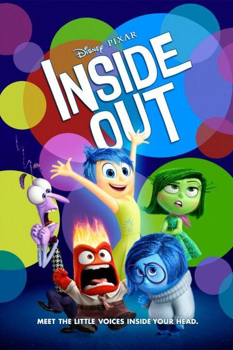 Recensie Inside Out (2015)