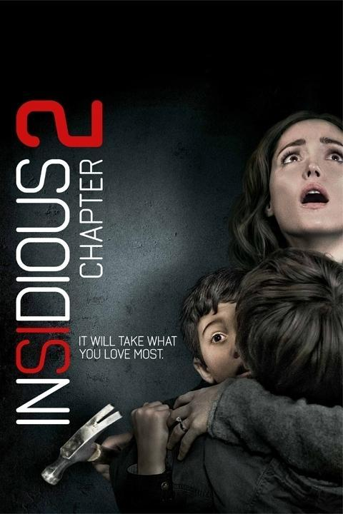 Recensie Insidious: Chapter 2 (2013)