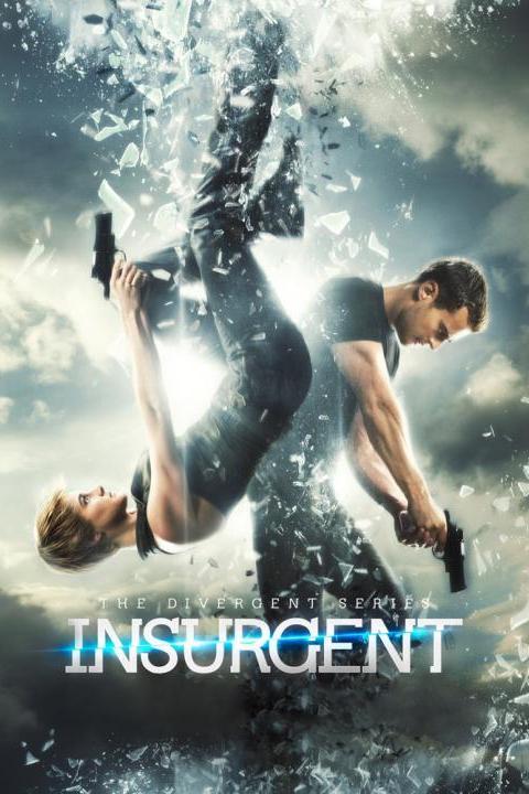 Recensie Insurgent (2015)