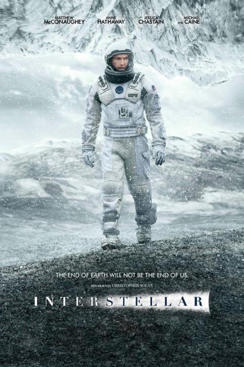 Recensie Interstellar (2014)