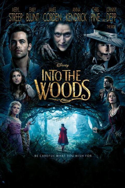Recensie Into the Woods (2015)