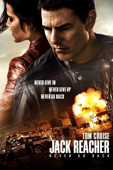Recensie Jack Reacher: Never Go Back (2016)