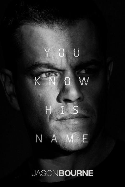 Recensie Jason Bourne (2016)