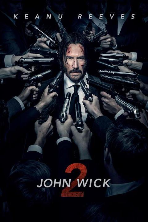 Recensie John Wick 2 (2017)
