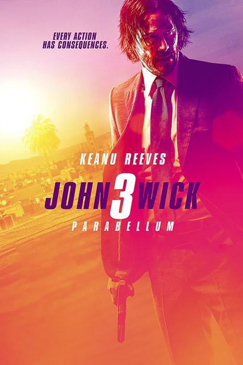 Recensie John Wick 3: Parabellum (2019)