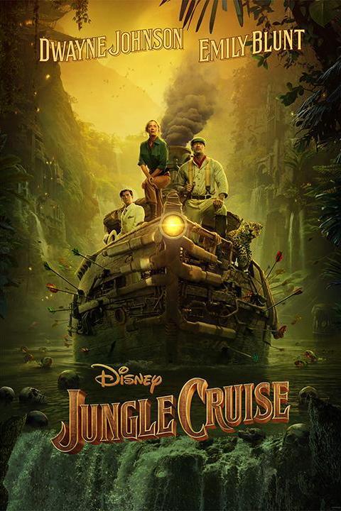Recensie Jungle Cruise (2021)