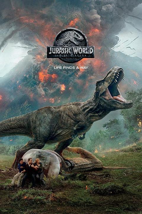 Recensie Jurassic World: Fallen Kingdom (2018)