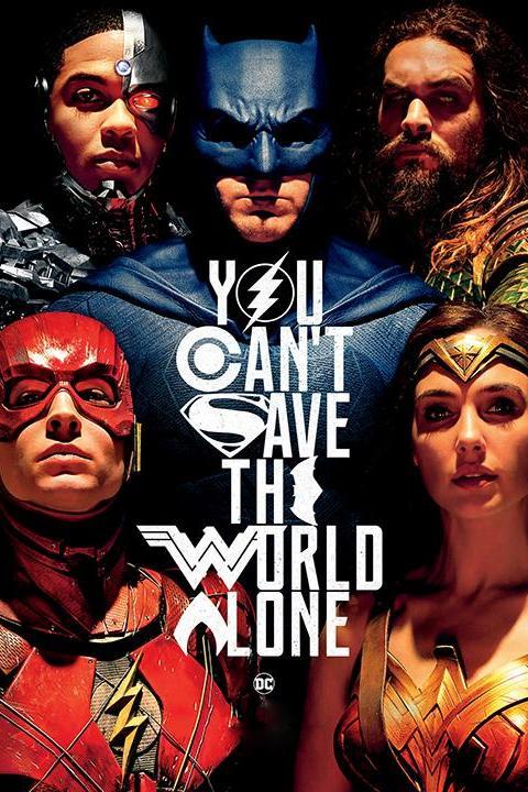 Recensie Justice League (2017)