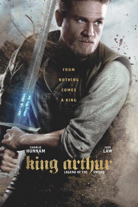 Recensie King Arthur: Legend of the Sword (2017)