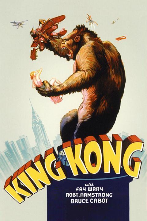 Recensie King Kong [1933] (1933)