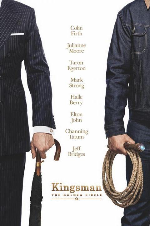 Recensie Kingsman: The Golden Circle (2017)