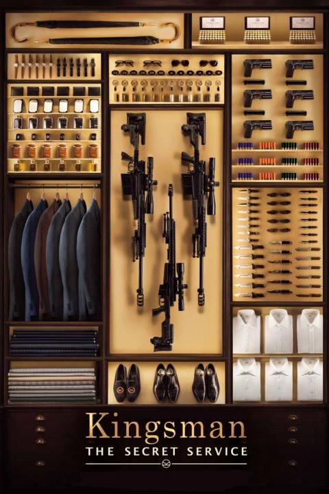Recensie Kingsman: The Secret Service (2015)