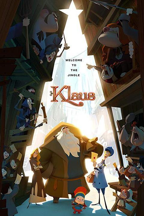 Recensie Klaus (2019)