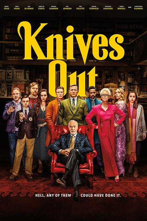 Recensie Knives Out (2019)