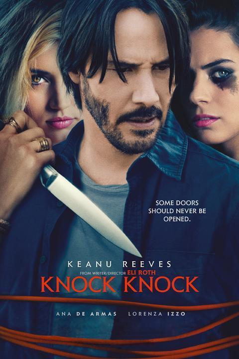 Recensie Knock Knock (2015)