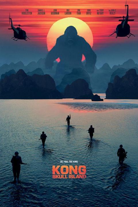 Recensie Kong: Skull Island (2017)