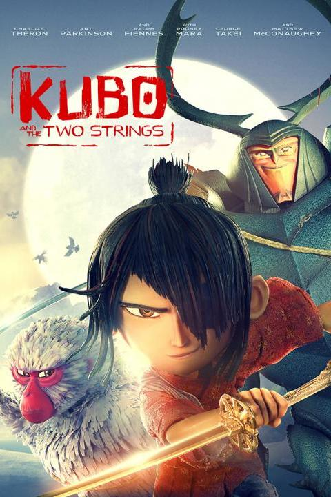 Recensie Kubo and the Two Strings (2016)