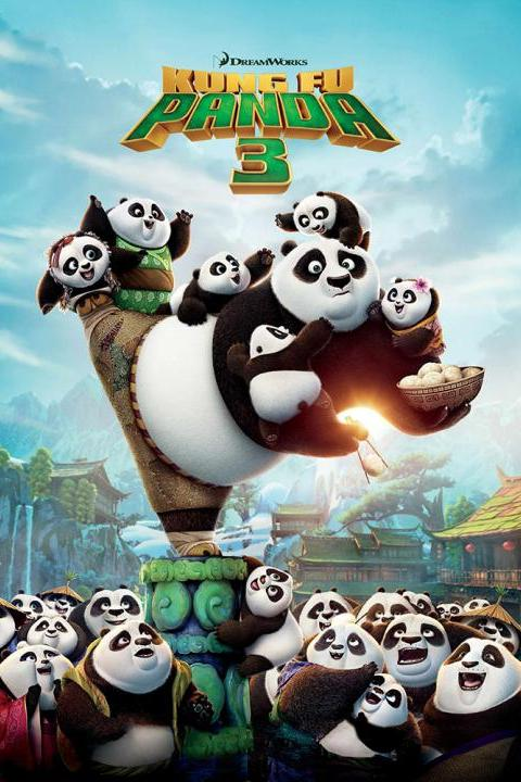 Recensie Kung Fu Panda 3 (2016)