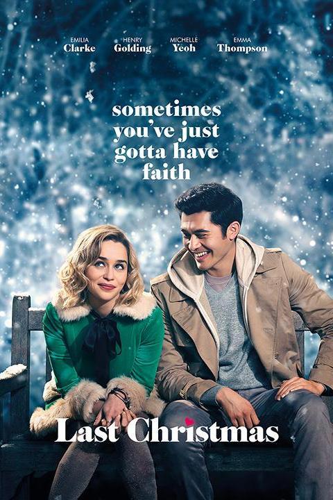 Recensie Last Christmas (2019)