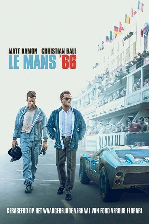Recensie Le Mans '66 (2019)