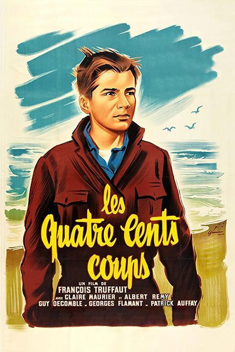 Recensie Les Quatre Cents Coups (1959)