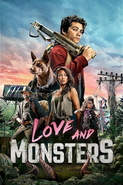 Recensie Love and Monsters (2021)