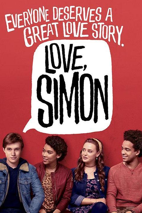 Recensie Love, Simon (2018)