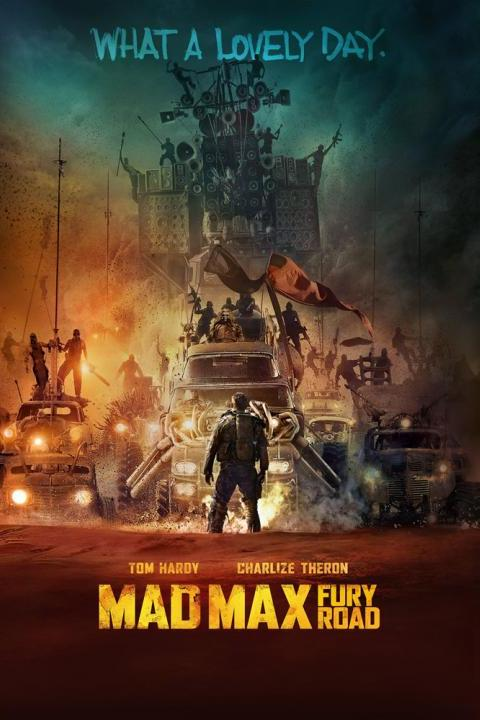 Recensie Mad Max: Fury Road (2015)