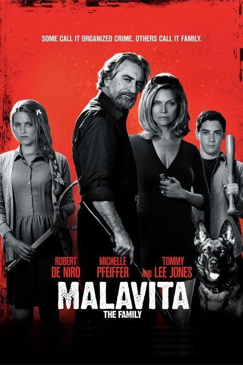 Recensie Malavita (2013)