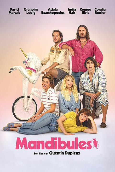 Recensie Mandibules (2021)