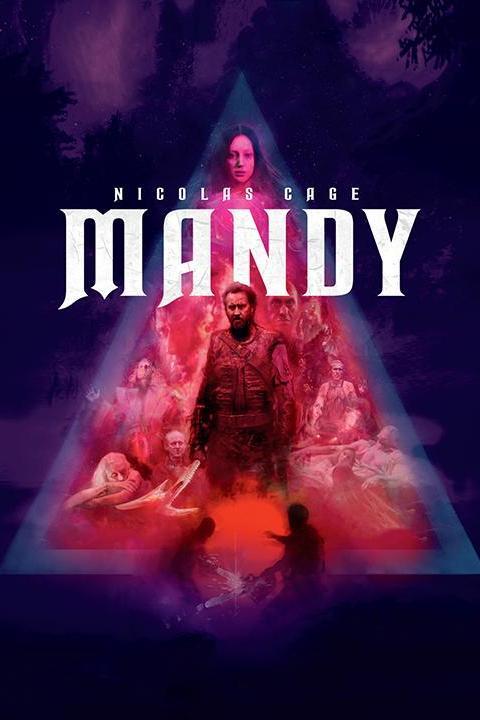 Recensie Mandy (2018)
