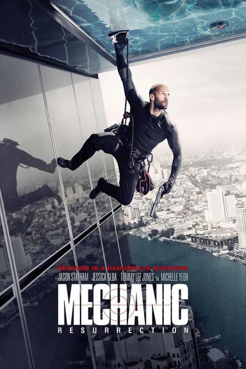 Recensie Mechanic: Resurrection (2016)