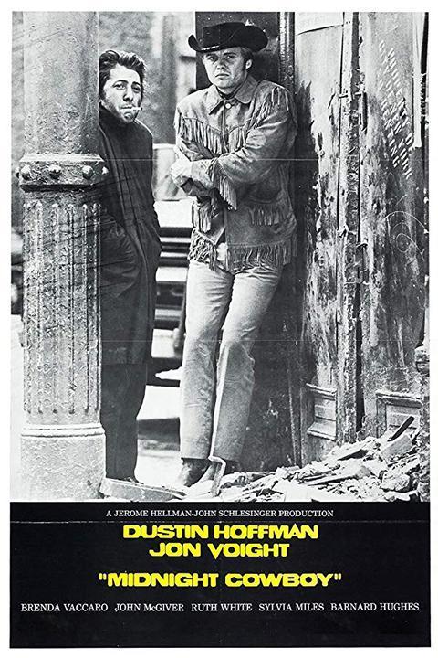 Recensie Midnight Cowboy (1969)