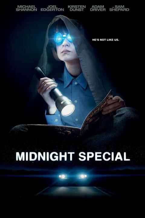 Recensie Midnight Special (2016)