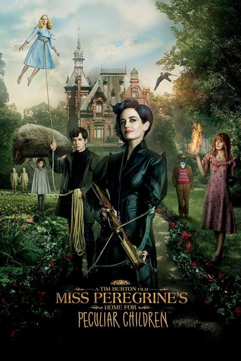 Recensie Miss Peregrine's Home for Peculiar Children (2016)