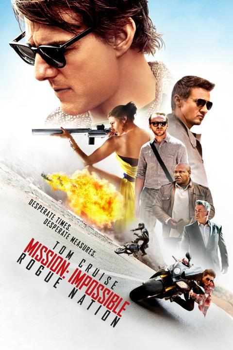 Recensie Mission: Impossible - Rogue Nation (2015)
