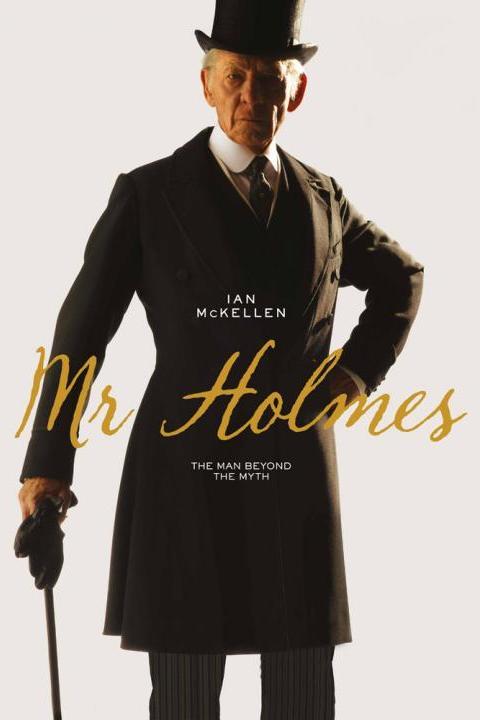 Recensie Mr. Holmes (2015)