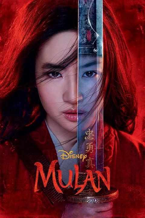 Recensie Mulan [2020] (2020)
