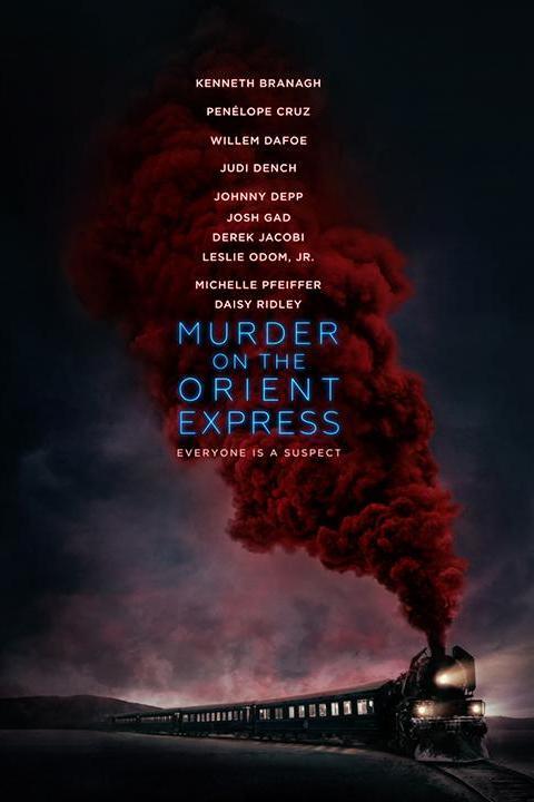 Recensie Murder On The Orient Express (2017)