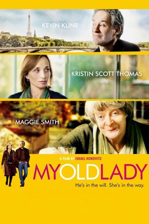 Recensie My Old Lady (2014)