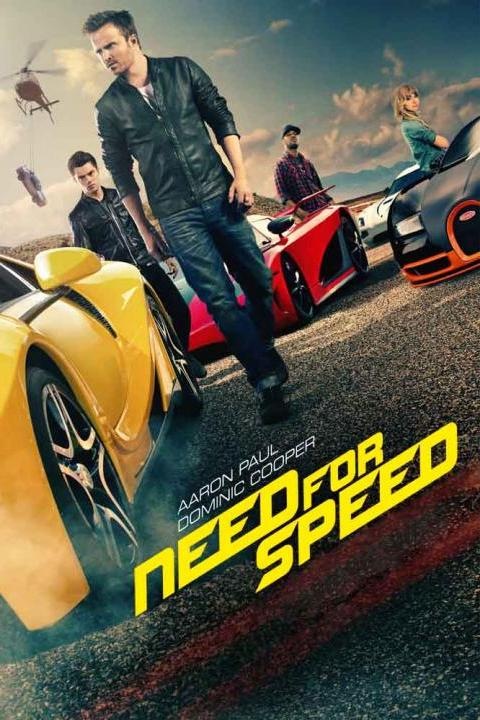 Recensie Need for Speed (2014)